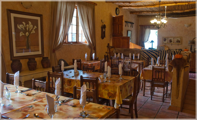Old Mill Restaurant Oudtshoorn