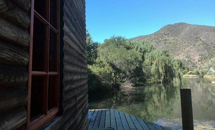 honeymoon waterfront cabin