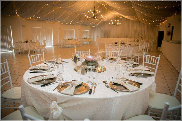 Large Wedding Venue
